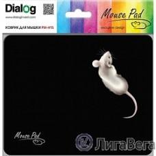 Dialog PM-H15 mouse черный, Коврик для мыши, размер 220x180x4 мм