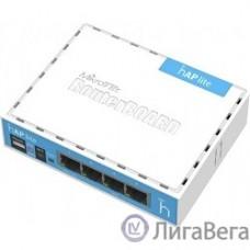 MikroTik RB941-2nD Беспроводной маршрутизатор MikroTik RouterBOARD hAP lite classic case