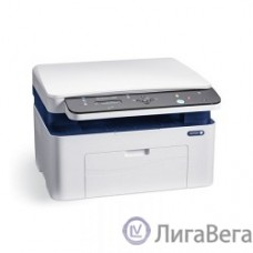 Xerox WorkCentre 3025V_BI   {A4, Laser, P/C/S, 20 ppm, max 15K pages per month, 128MB, GDI, USB, Wi-Fi} (WC3025BI#)