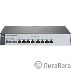HP J9979A Коммутатор HPE 1820-8G управляемый настольный 8x10/100/1000BASE-T