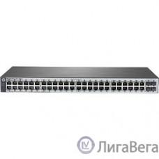 HP J9981A Коммутатор HPE 1820-48G управляемый 19U 48x10/100/1000BASE-T, + 4 SFP