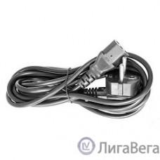 5bites VDE107530 Кабель питания  PSU-220V 3x0.75mm VDE (с заземлением), евро вилка, 3м