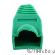 5bites US016-GR Колпачок  для коннектора RJ45 зеленый, 100шт