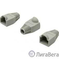 5bites US016-GY Колпачок  для коннектора RJ45 серый, 100шт