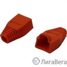 5bites US016-RE  Колпачок для коннектора RJ45 красный, 100шт