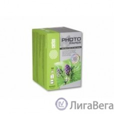 CACTUS CS-GA6180500 Фотобумага Cactus CS-GA6180500 глянцевая 10x15 180 г/м2 500 листов