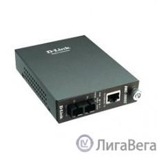 D-Link DMC-300SC/D8A Конвертер 10/100 UTP в 100Мб MM Fiber (2km, SC)