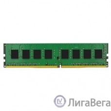 Kingston DDR4 DIMM 4GB KVR21N15S8/4 PC4-17000, 2133MHz, CL15