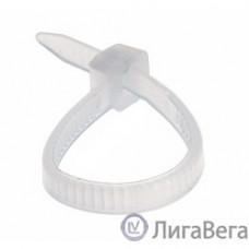 REXANT (07-0100) Хомут nylon  2.5х100 мм 100 шт белый