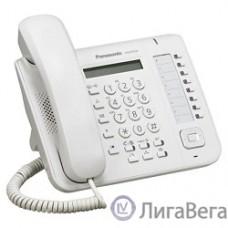 Panasonic KX-DT521RU белый Системный цифровой телефон