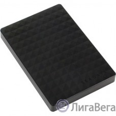 Seagate Portable HDD 2Tb Expansion STEA2000400 {USB 3.0, 2.5″, black}