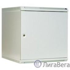 ЦМО Шкаф телекоммуникационный настенный разборный 9U (600х350) дверь металл (ШРН-Э-9.350.1) (1 коробка)