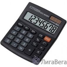 Citizen SDC-805BN черный, {Калькулятор 8-разрядный}
