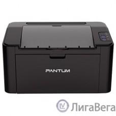 Pantum P2207 (принтер, лазерный, монохромный, А4, 20 стр/мин, 1200 X 1200 dpi, 64Мб RAM, лоток 150 листов, USB, черный корпус)