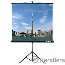 Lumien Eco View LEV-100105 Экран на треноге 160x160 см 1:1 напольный рулонный