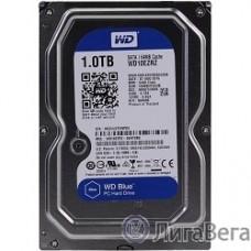 1TB WD Blue (WD10EZRZ) {Serial ATA III, 5400 rpm, 64Mb buffer}