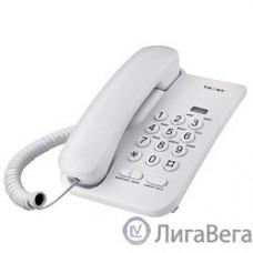 TEXET ТХ-212 светло-серый