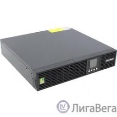 UPS CyberPower OLS1000ERT2U {1000VA/900W USB/RJ11/45/SNMP (6 IEC)}
