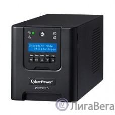 UPS CyberPower PR750ELCD 750VA/675W USB/RJ11/45 (6 IEC)