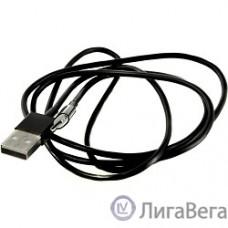 5bites UC5005-010BK Кабель  USB2.0 AM / LIGHTNING 8P для зарядки и передачи данных, 1м., черный