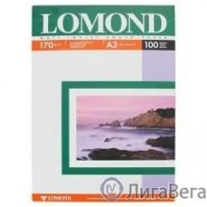 LOMOND 0102012  Матовая бумага 2х A3, 170г/м2 100 листов