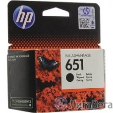 HP C2P10AE Картридж №651, Black {Deskjet Ink Advantage 5645, 5575}