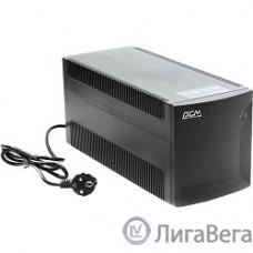 UPS Powercom RPT-1500AP {OffLine, 1500VA / 900W, Tower, IEC, USB}