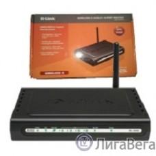 D-Link DSL-2640U/RB/U2B/U2A  Беспроводной маршрутизатор ADSL2+ с поддержкой Ethernet WAN (Annex B)