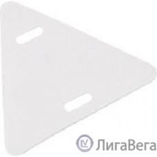 REXANT (07-6236) Бирка кабельная ″У-136 (Треугольник)″  (100шт.)