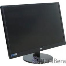 LCD AOC 23.6″ M2470SWDA2 черный {MVA, 1920x1080, 5 ms, 178°/178°, 250 cd/m, 50M:1, D-Sub, DVI}