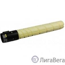 Konica minolta TN-324Y Тонер, Yellow {bizhub C308/C368-серия}