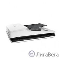 HP ScanJet Pro 2500 f1 (L2747A) {CIS, A4, 1200dpi, 24bit, USB 2.0, ADF 50 sheets, Duplex, 20 ppm/40 ipm, 1y warr }