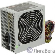Exegate EX244553RUS Блок питания 400W Exegate UN400, ATX, 12cm fan, 24+4pin, 4*SATA, 1*FDD, 1*IDE [251763]