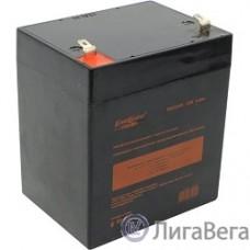 Exegate EP212310RUS Аккумуляторная батарея  Exegate EG4.5-12 / EXG1245/ DTM12045 , 12В 4,5Ач, клеммы F1 (универсальные)