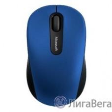 Мышь Microsoft Mobile 3600 голубой/черный оптическая (1000dpi) беспроводная BT (2but) [PN7-00024]