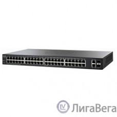 Cisco SB SG220-50-K9-EU Коммутатор управляемый SG220-50 50-Port Gigabit Smart Plus Switch