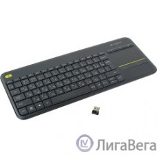 920-007147 Logitech Keyboard K400 Wireless Touch Plus USB RTL