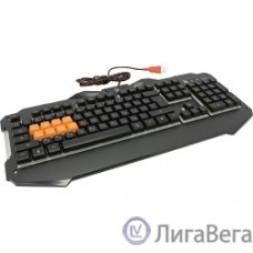 Keyboard A4Tech Bloody B328 Black USB Multimedia Gamer LED [326277]