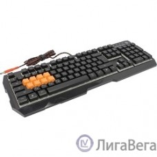 Keyboard A4Tech Bloody B188 Black USB Multimedia Gamer LED [326280]