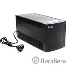 UPS Powercom RPT-2000AP {OffLine, 2000VA / 1200W, Tower, IEC, USB}