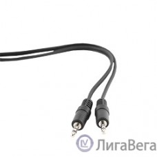 Bion Кабель аудио BXP-CCA-404, джек 3.5 / джек 3.5, 1.2м