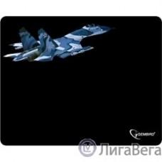 Коврик для мыши Gembird MP-GAME8, рисунок- ″самолет″, размеры 250*200*3мм