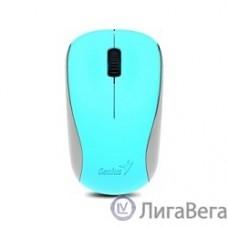Genius NX-7000 Blue {мышь оптическая, 1200 dpi, радио 2,4 Ггц, 1хАА, USB} [31030109109]