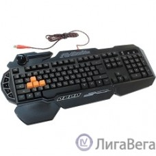 Keyboard A4Tech Bloody B314 Black USB Multimedia Gamer LED [300818]