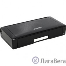 Epson WorkForce WF-100W C11CE05403 {A4; 4-цветная система печати; 14 стр/мин;Wi-Fi;USB 2.0 (аккумулятор в комплекте)}