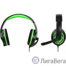 Defender Warhead G-300 {зеленый, кабель 2,5 м} [64128]