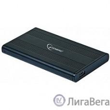 Gembird EE2-U2S-5 Внешний корпус 2.5″ Gembird EE2-U2S-5, черный, USB 2.0, SATA