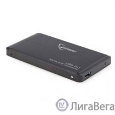 Gembird EE2-U3S-2 Внешний корпус 2.5″ Gembird EE2-U3S-2 ,  черный, USB 3.0, SATA