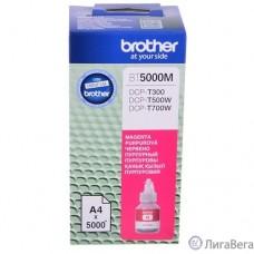 Brother BT5000M Чернила, Magenta DCPT300/500W/700W (41,8мл, 5000стр)