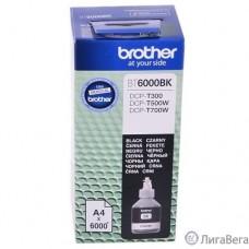 Brother BT6000BK Чернила, Balck DCPT300/500W/700W (108мл, 6000стр)